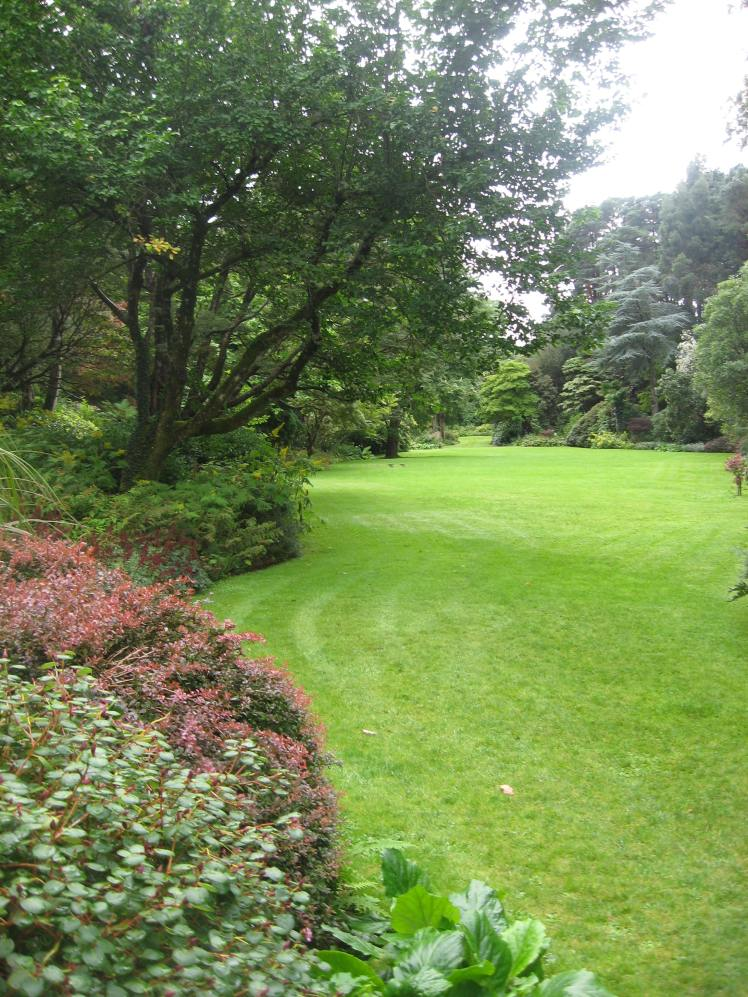 The Gardens of Glenveagh Castle – Watching the Daisies