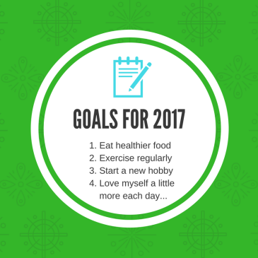 1-blog-more-often2-walk-every-day3-start-a-new-hobby4-love-myself