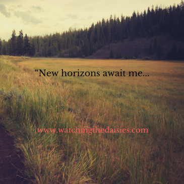 new-horizons-await-me
