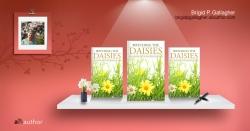 All author 3 books on shelf
